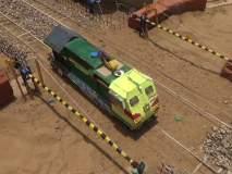 आठवीच्या विद्यार्थ्याने बनविली सौर ऊर्जेवर चालणारी ट्रेन; रेल्वेच्या अधिकाऱ्यांनीही केलं कौतुक