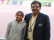 खेलो इंडियातील गोल्डन गर्ल!
