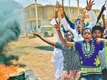 लोकशाही हक्कांसाठी सुदानचा एल्गार