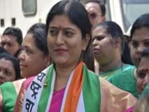 Maharashtra Election 2019 : पिंपरी राष्ट्रवादीकडून दोन उमेदवारांना 'एबी' फॉर्म ? मीच अधिकृत उमेदवार : सुलक्षणा शीलवंत- धर यांचा दावा