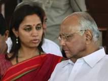Maharashtra Election 2019: शरद पवारांच्या भर पावसातील सभेवर सुप्रिया सुळे म्हणतात...