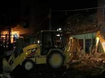 चार मजली इमारत कोसळली, अनेकजण अडकल्याची भिती