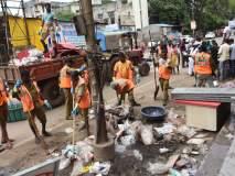 मुंबईच्या पथकाकडून तब्बल साडेतीन हजार टन कचरा उचलला , स्वच्छता मुंबईमुळे फत्ते