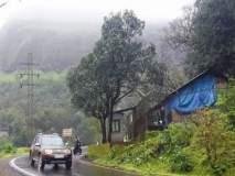 पर्यटकांच्या नेहमीच पसंतीस उतरणा-या ताम्हिणी घाट रस्त्याला वन विभागाचा '' खो ''
