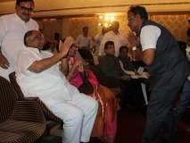 महाराष्ट्र निवडणूक 2019: तावडेंच्या 'विनोदी' उपमा; शरद पवार म्हणजे अॅटम बॉम्ब, तर अजित पवार...