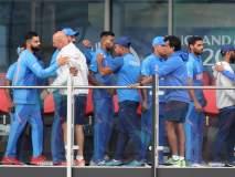 ICC World Cup 2019 : 'विराट' हताश, टीम इंडिया उदास...