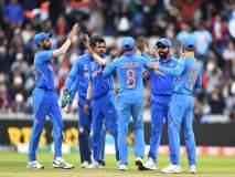 India Vs New Zealand World Cup Semi Final : चिंतेची बाब, वर्ल्डकपच्या सेमीफायनलमध्ये धावांचा पाठलाग करताना भारताचा रेकॉर्ड आहे खराब