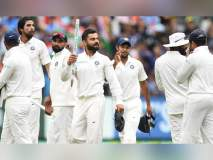 India vs South Africa, Test : टीम इंडियाच्या अव्वल स्थानाला आफ्रिकेकडून धोका; जाणून घ्या कसा