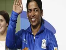 तेजस्विनीने मिळवून दिला भारताला ऑलिम्पिक कोटा