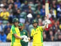 ICC World Cup 2019 : ऑस्ट्रेलिया-पाकिस्तान मॅचचे रंगतदार क्षण, फक्त एका क्लिकवर