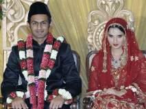 पाकिस्तानच्या 'या' क्रिकेटपटूंनी केले भारताच्या मुलींबरोबर लग्न