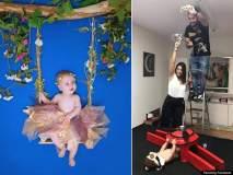 बेबी फोटो शूट एकदम भारी; पण हवी कल्पकतेची भरारी