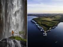निसर्ग सौंदर्य कॅमेऱ्यात कैद; फोटो पाहून तुम्ही व्हाल अवाक्