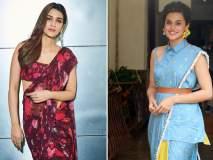 Raksha Bandhan 2019 : नक्की ट्राय करा सेलिब्रिटींचे स्टायलिश आणि ट्रेन्डी साडी लूक!