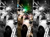 वाहतूक पोलिसाला मारहाण करणाऱ्या मुजोर बापा - लेकाला अटक