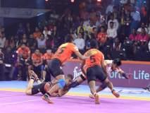 PKL 2019 : यू मुंबाची घरच्या मैदानावर विजयी सलामी; महाराष्ट्रीय डर्बीत पुण्यावर मात