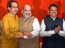 Maharashtra Election 2019: 'राजीनामे घेऊन फिरणारा ढाण्या वाघही भाजपाच्या अजगराला घाबरला'