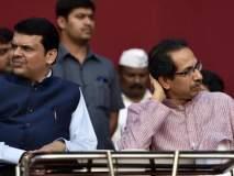 Vidhan Sabha 2019 : वेगळे लढले तरी भाजपाची चांदी, शिवसेनेची 'मंदी'; आघाडीला अत्यल्प संधी!