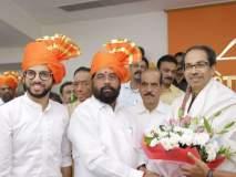 महाराष्ट्र निवडणूक 2019 : मुख्यमंत्री कोण? उद्धव, आदित्य ठाकरे की एकनाथ शिंदे?