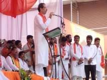 Maharashtra Assembly Election 2019 : 'जनतेसाठी आम्ही स्वयंपाक करू, फक्त 'त्या' धरणातलं पाणी नको'