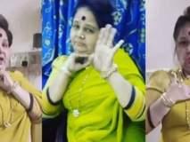 पाहा, राखी सावंतच्या आईचे धम्माल व्हिडीओ; म्हणून घेणार लेकीची जागा