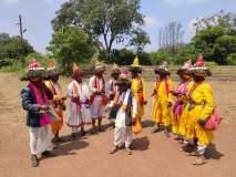 Maharashtra Election 2019 : 'वासुदेव आला...', 'वंचित'च्या प्रचारात 'वासुदेव आला'