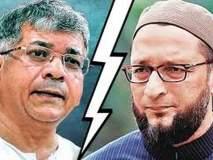 Maharashtra Election 2019 : 'वंचित'ला देणार 'एमआयएम' आव्हान!