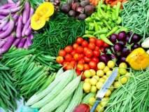 कमी पुरवठ्यामुळे भाज्यांचे दर वाढले;मुंबईकरांचे खिशाला कात्री