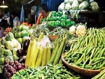 भाज्यांचे दर दुपटीने वाढले;दुधाचा प्रचंड तुटवडा