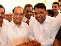 Maharashtra Election 2019: अखेर राधाकृष्ण विखे पाटीलच्या मेहुण्याचा पत्ता कट