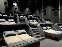 डबल धमाका! 'या' सिनेमागृहात ना सीट ना सोफा, डायरेक्ट डबल बेड!