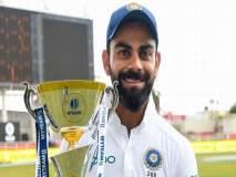 India vs West Indies, 2 nd test : कोहली म्हणतो, कॅप्टन्सी म्हणजे फक्त 'C' आहे...