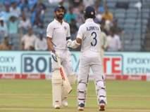 India Vs South Africa, 2nd Test : दुसऱ्या दिवसअखेर दक्षिण आफ्रिका 3 बाद 36