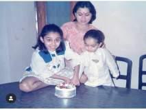 Happy Birthday Virat Kohli : असा साजरा केला विराट कोहलीनं वाढदिवस, पाहा फोटो