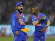 India vs South Africa : कॅप्टन कोहलीनं संधी साधली; रोहित शर्मावर कुरघोडी केली