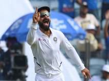 India vs South Africa, 2nd Test : कोहली 'एकच नंबर'; तेंडुलकर-अझरुद्दीनशी बरोबरी, दिग्गजांच्या पंक्तित पटकावलं स्थान