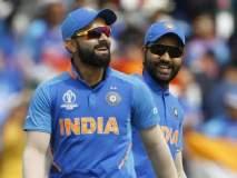 ICC World Cup 2019 : विराट कोहलीची 'ती' कृती ठरली Social Hit; रचला नवीन विक्रम, पाहा व्हिडीओ
