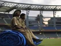IND vs WI : भारत-वेस्ट इंडिज यांच्यातला मुंबईतील ट्वेंटी-20 सामना दुसरीकडे हलवणार?