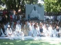 गांधीजींच्या कर्मभूमीत काँग्रेसची ऐतिहासिक बैठक, वर्ध्यात दिग्गज नेते हजर