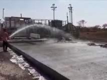 इथे प्यायला पाणी नाही; पण महामार्गासाठी पाट वाहताहेत