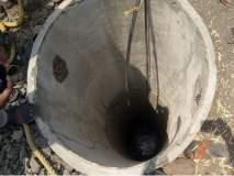 लातूर जिल्ह्यात तिघांचा पाणीबळी; विहिरीतील गाळ काढताना वडील, मुलगा अन पुतण्याचा गुदमरूम मृत्यू