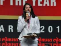 स्मृती मानधनाचा स्पोर्ट्स पर्सन ऑफ द इयर पुरस्काराने सन्मान