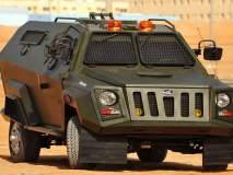CISF च्या ताफ्यात देशी कंपनीची अभेद्य कार; भूसुरुंगही ठरणार निष्प्रभ
