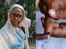 महिलेला जबरदस्तीनं करायला लावलं 'हाता'ला मतदान, इराणींचा राहुल गांधींवर आरोप