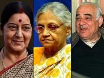 Sushma Swaraj Death : वर्षभरात दिल्लीने गमावले तीन माजी मुख्यमंत्री