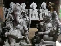 Ganesh Festival 2019 : शाडू मातीच्या गणेशमूर्ती खरेदी करताना सजगता दाखवा