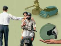 कायद्याचा धाक नको तर आदर हवा; तरुणाई सांगते वाहतुकीच्या नियमांचं पालन करा