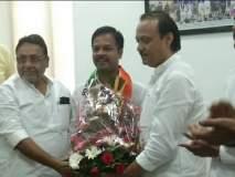 Maharashtra Election 2019: तिकीट डावलल्याने शिवसेनेच्या 'या' विद्यमान आमदाराने केला राष्ट्रवादी काँग्रेसमध्ये प्रवेश