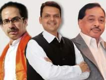 Exclusive: नारायण राणे-उद्धव ठाकरे 'युती'साठी मुख्यमंत्री करणार मध्यस्थी, कारण...