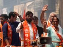 महाराष्ट्र निवडणूक निकाल : एकनाथ शिंदेंनी साधली विजयाची हॅटट्रिक, कोपरी-पाचपाखाडी मतदारसंघावर फडकविला भगवा